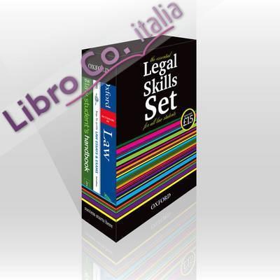 Law Students Skills Pack x3
