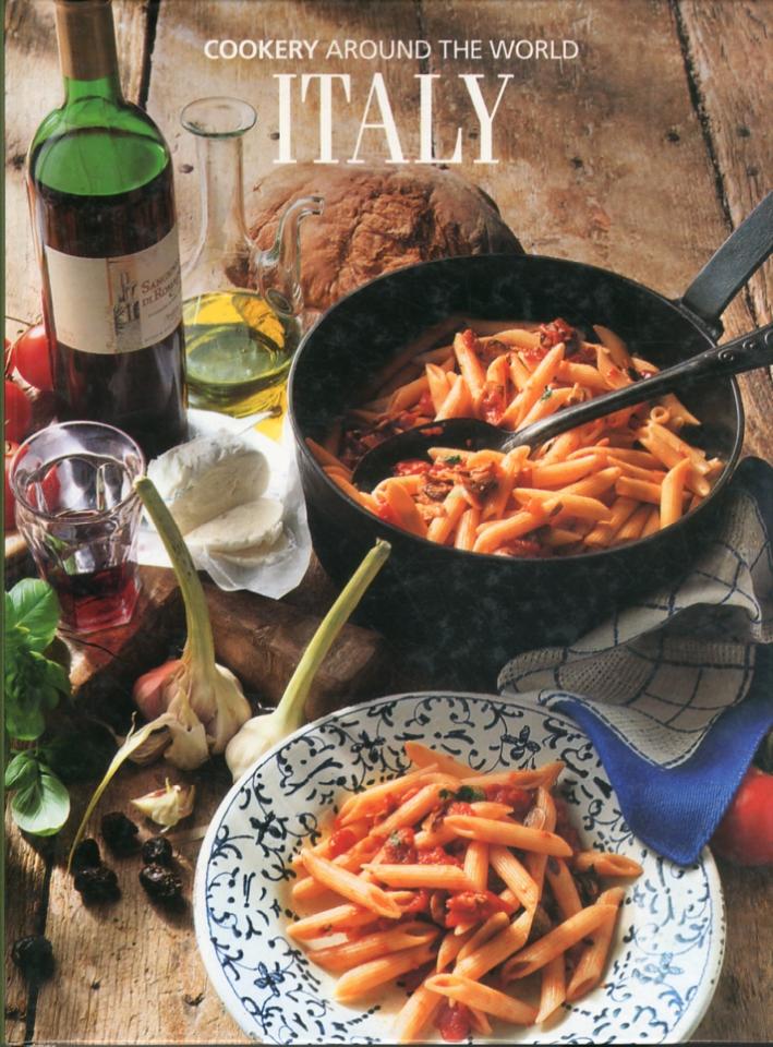 Cookery Around the World. Italy.