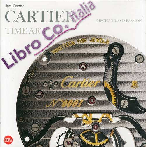 Cartier Time Art. [Korean Ed.]