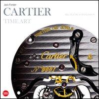 Cartier time art. Ediz. cinese