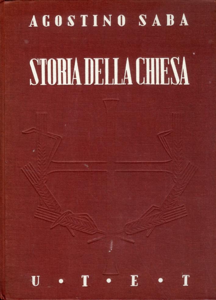 Storia della Chiesa. Volume 1. Dalle origini al secolo VIII