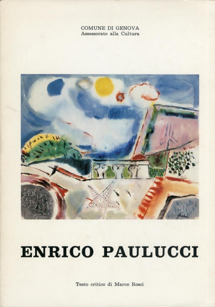 Enrico Paulucci dal 1929