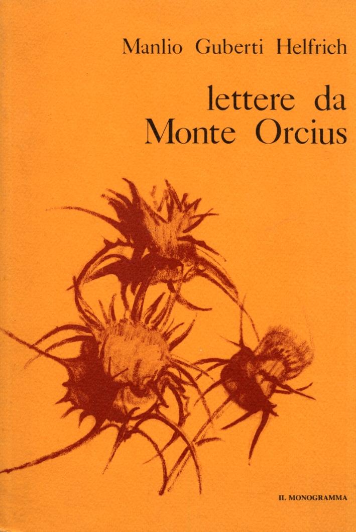 Lettere da Monte Orcius