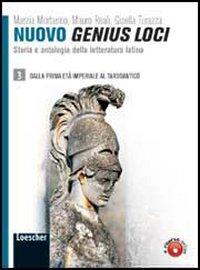 Nuovo Genius Loci.  Volume 3. Dalla prima età imperiale al tardoantico