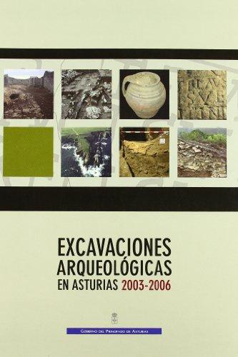 Excavaciones Arqueologicas en Asturias 2003-2006