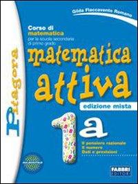 Matematica attiva 1A + 1B + Preparati alla Prova nazionale