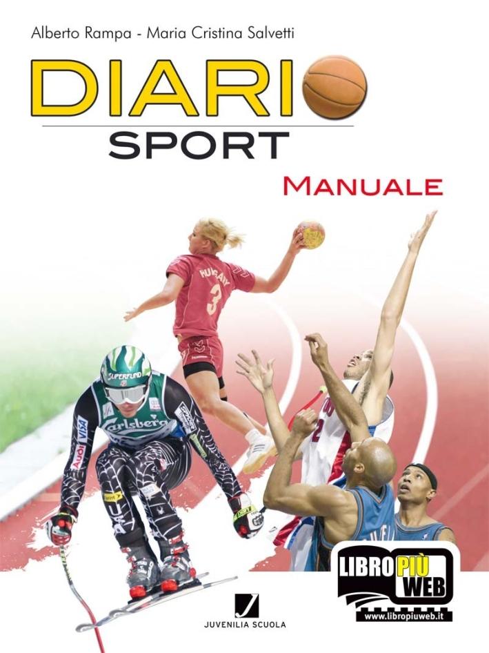 Diariosport. La mia agenda + Manuale
