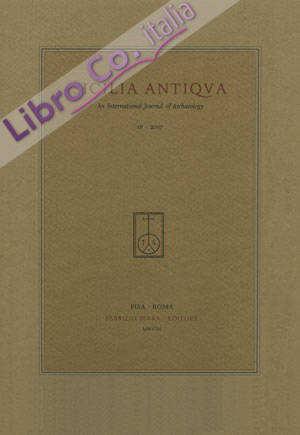 Sicilia antiqua. An International Journal of Archaeology. 8. 2011. [Edizione rilegata]
