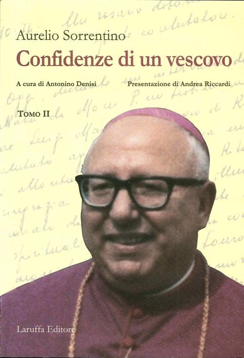 Confidenze di un vescovo