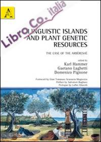 Linguistics islands and plant genetic resources. The case of arbereshe.