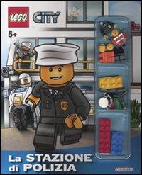 La stazione di polizia. Lego City. Ediz. illustrata. Con gadget