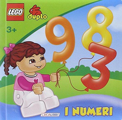 I numeri. Lego Duplo. Ediz. illustrata