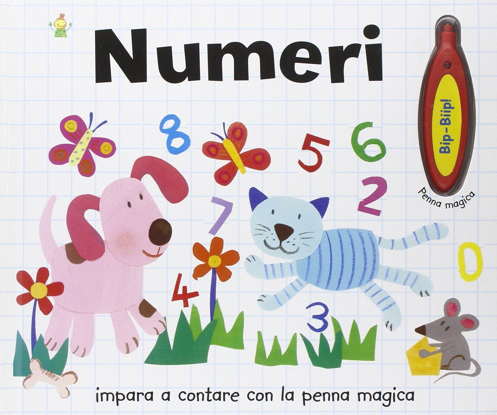 Numeri. Con gadget