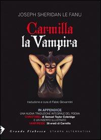 Carmilla la vampira. Testo inglese a fronte