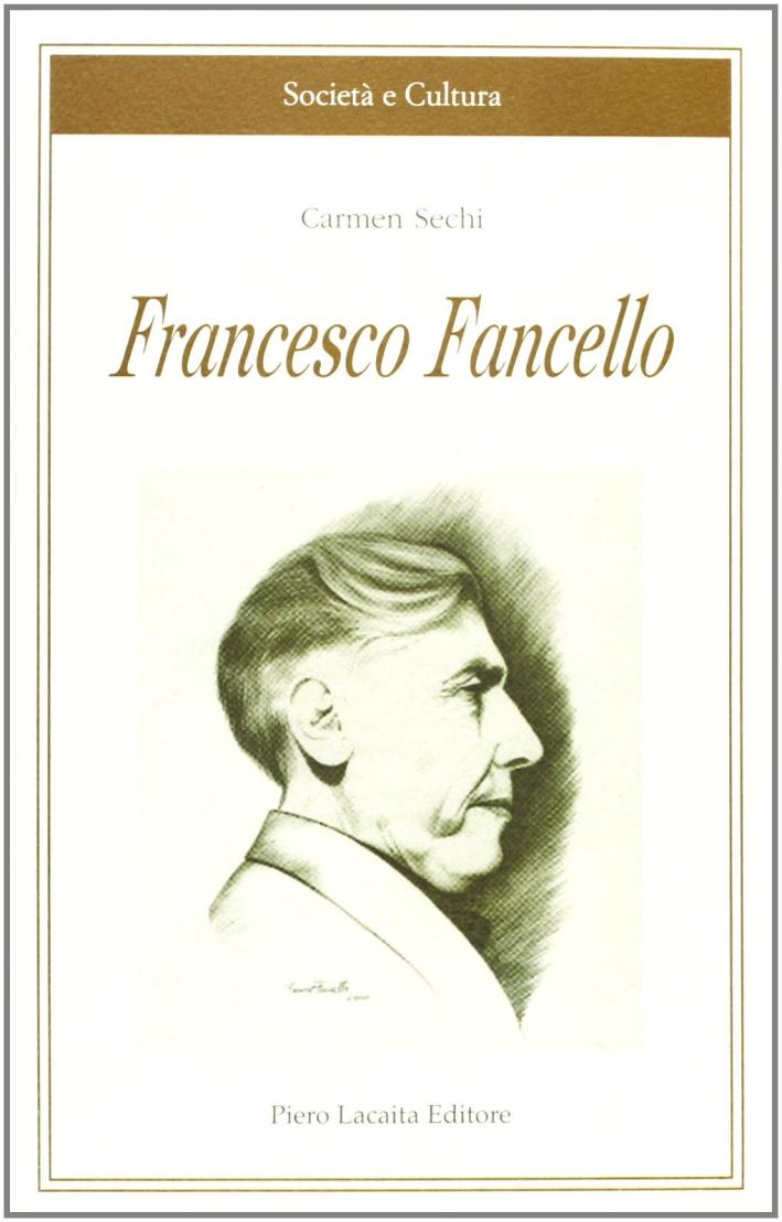 Francesco Fancello.