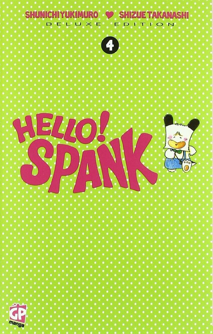 Hello Spank deluxe. Vol. 4