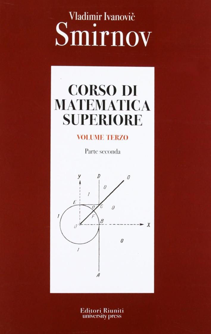 Corso di matematica superiore. Vol. 3/2