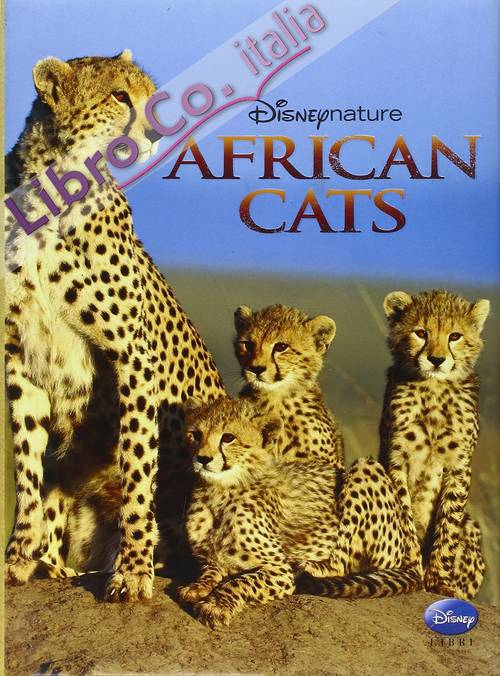 African cats. Storybook