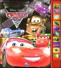 Cars 2. Libro sonoro. Ediz. illustrata