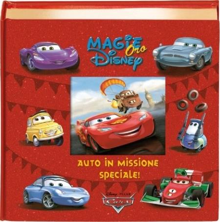 Cars. Motori ruggenti. Auto in missione speciale! Ediz. illustrata