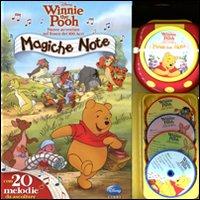 Winnie the Pooh. Nuove avventure nel bosco dei 100 Acri. Libro sonoro. Ediz. illustrata