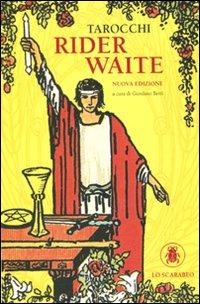 Tarocchi Rider Waite. Con 78 carte
