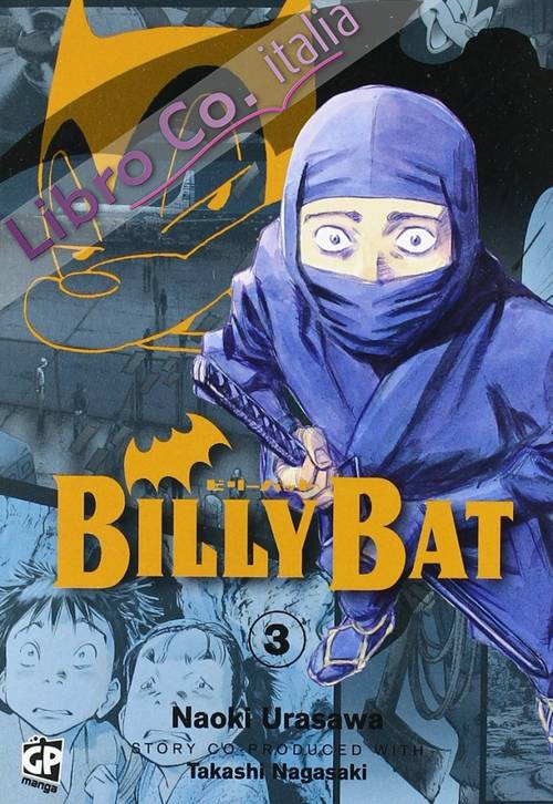 Billy Bat. Vol. 3