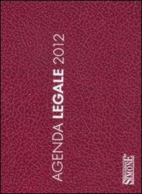 Agenda legale 2012