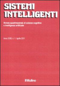 Sistemi intelligenti (2011). Vol. 1