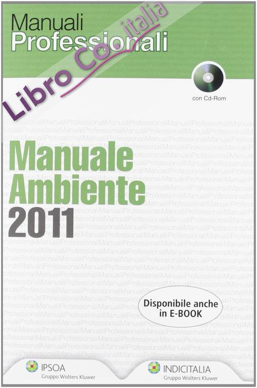 Manuale ambiente 2012. Con CD-ROM