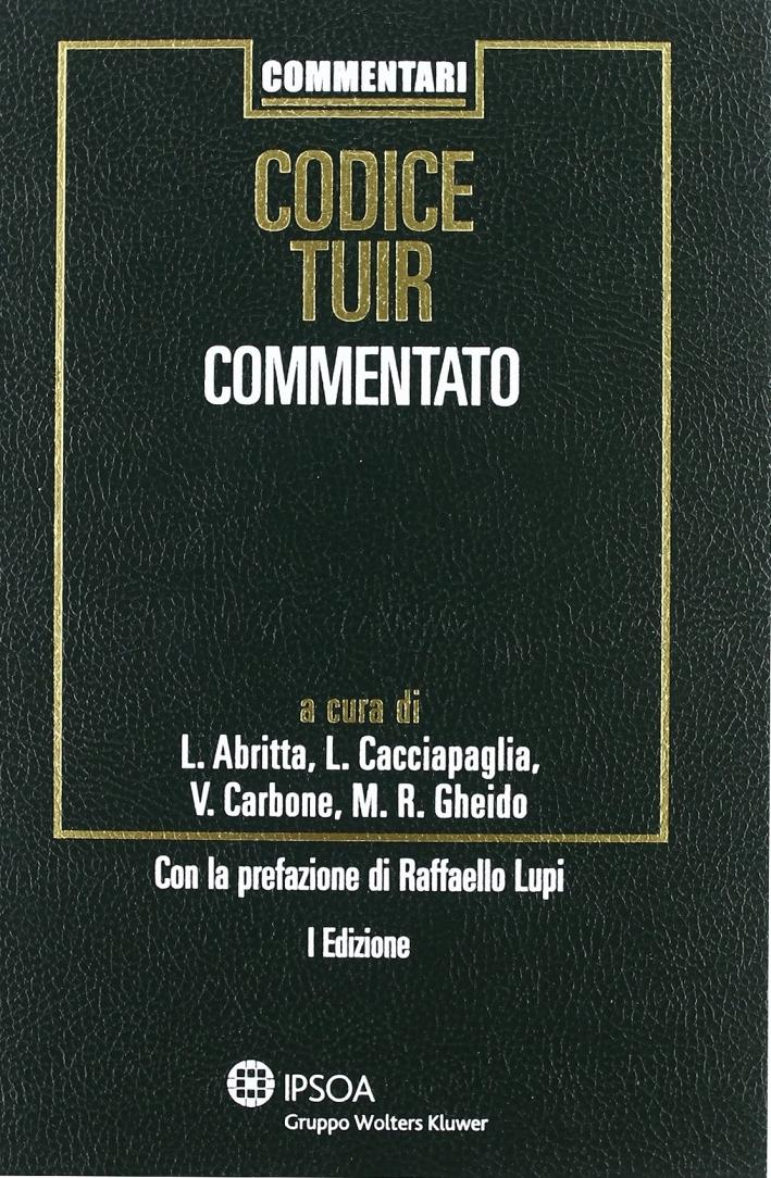 Codice Tuir