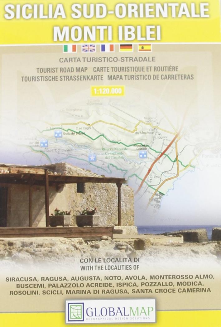 Sicilia Sud-Orientale 1:120.000