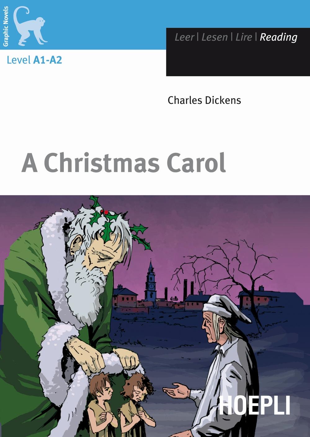 A Christmas Carol. Con CD Audio