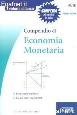 Compendio di Economia Monetaria