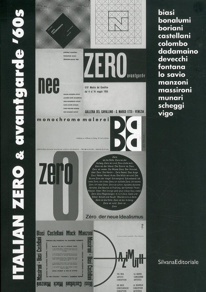 Italian Zero e Avantgarde 60'S