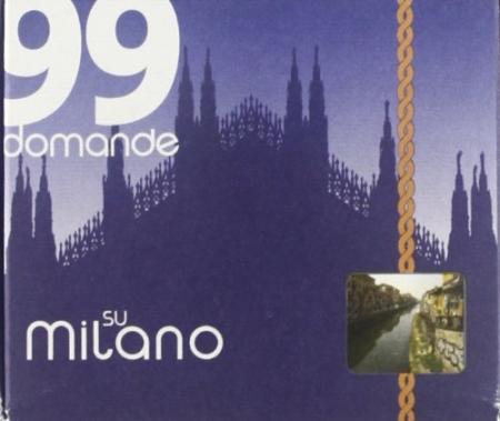 99 domande su Milano. Un piccolo libro in scatola