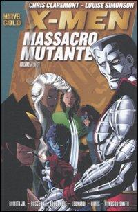 Massacro mutante. X-Men. Vol. 1