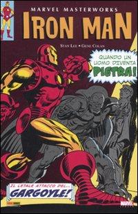 Il letale attacco del Gargoyle! Iron Man. Vol. 3