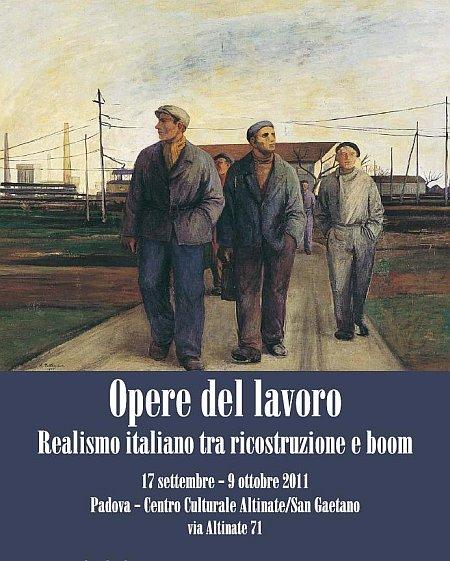 Opere del Lavoro. Realismo Italiano tra Ricostruzione e Boom