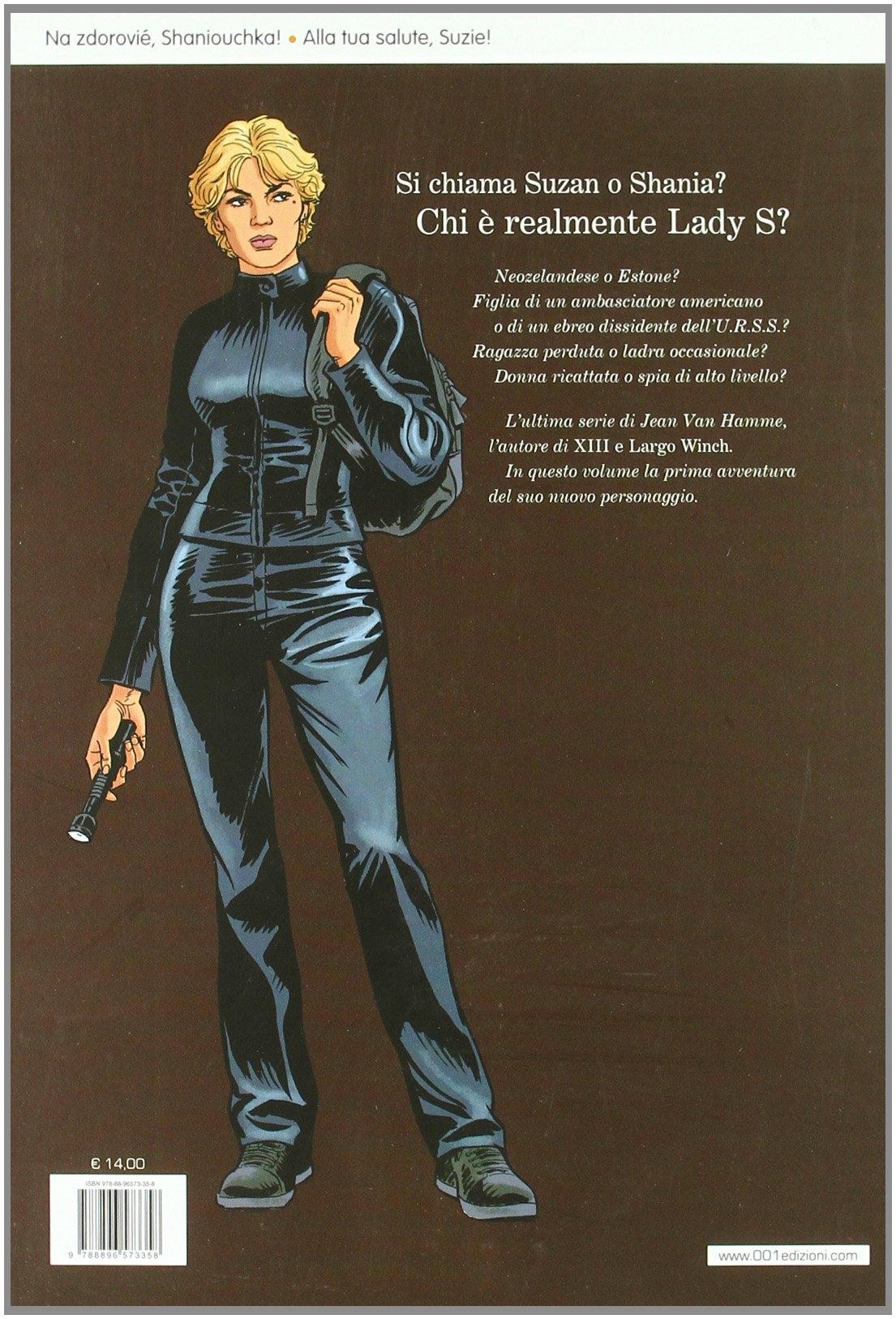 Lady S. Vol. 1