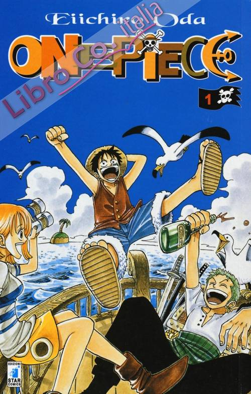 One piece. Vol. 1