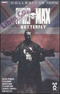 Butterfly. Punisher Max