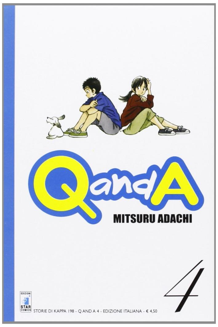 Q and A. Vol. 4