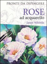 Rose ad acquarello