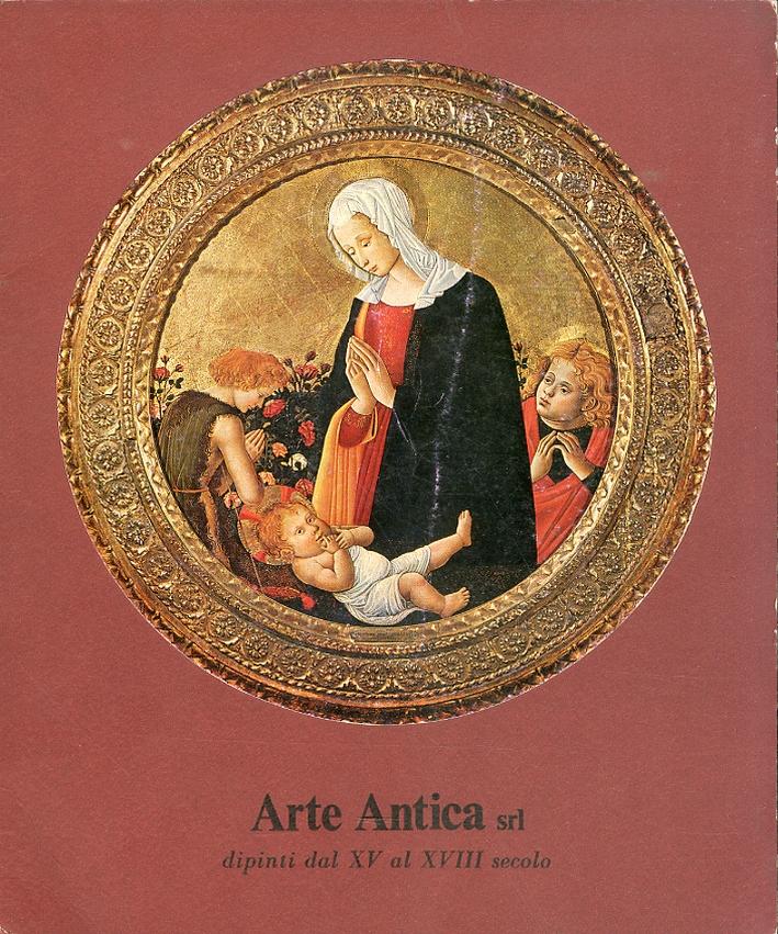 Arte Antica. Dipinti dal XV al XVIII secolo