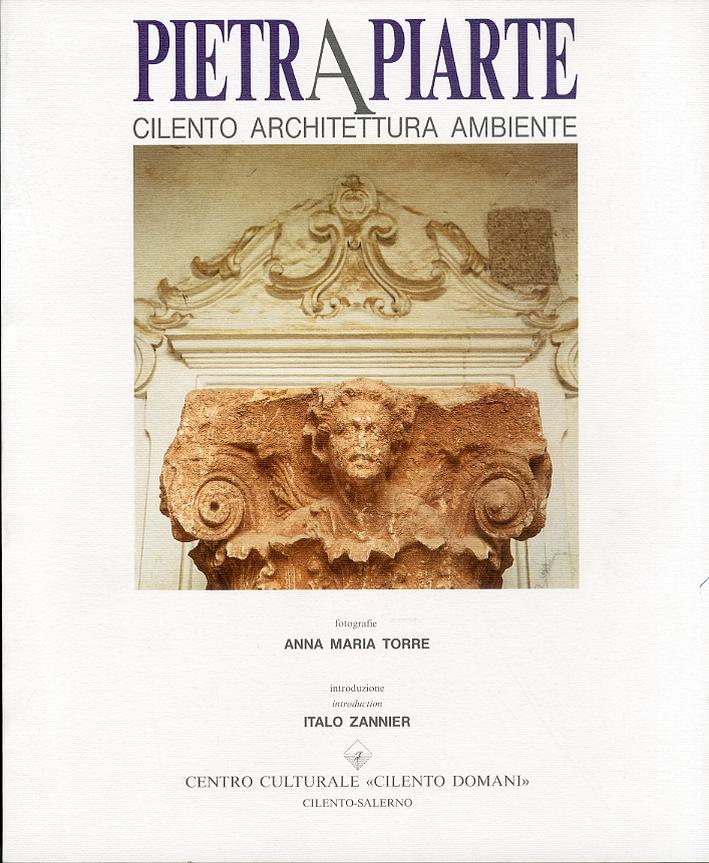 Pietra Piarte. Cilento Architettura Ambiente