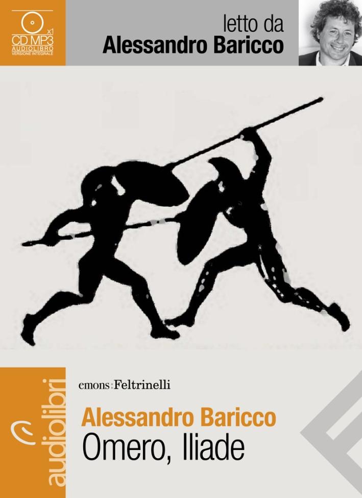 Alessandro baricco iliade pdf omero