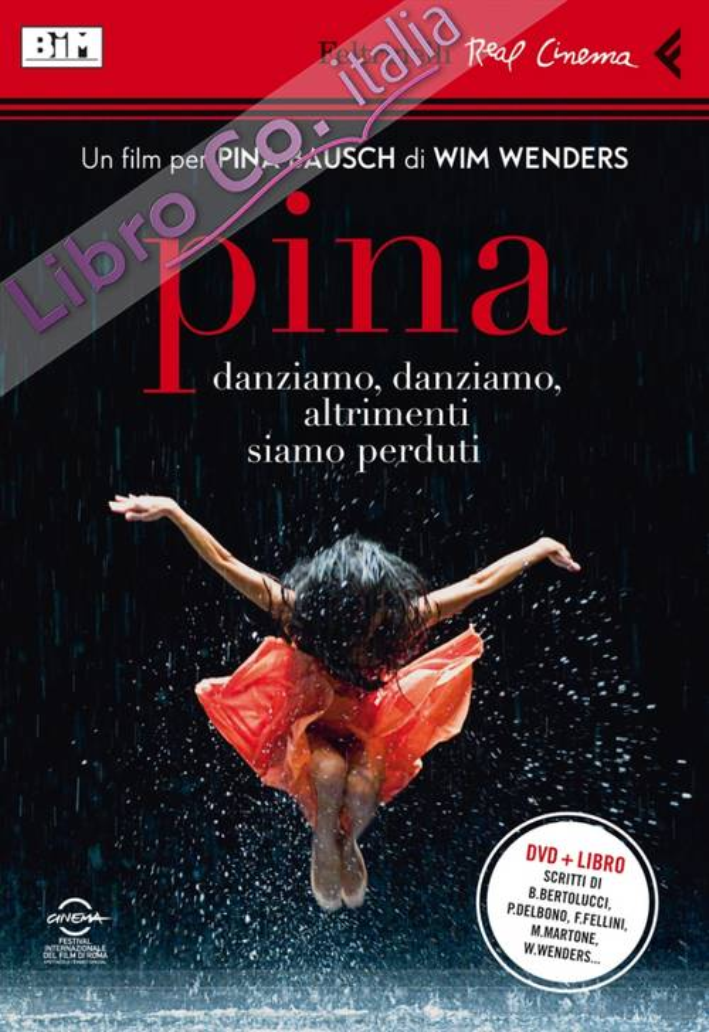 Pina. DVD. Con libro