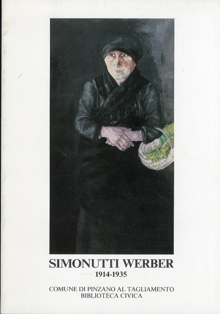Simonutti Werber. 1914-1935.