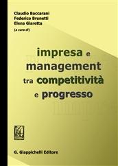 Impresa e management tra competitività e progresso